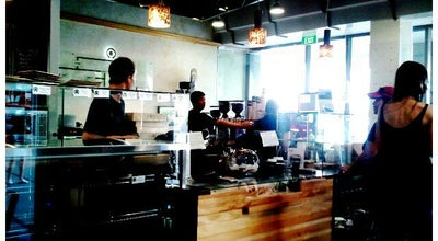 Photo of Coffee Shop Espresso Workshop at 11 Britomart Pl., Auckland 1010, New Zealand