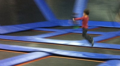 Photo of General Entertainment Sky Zone Indoor Trampoline Park at 3636 Hawkestone Rd., Mississauga, ON L5C 3T6, Canada