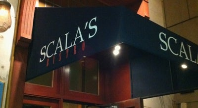 Photo of Italian Restaurant Scala's Bistro at 432 Powell St, San Francisco, CA 94108, United States