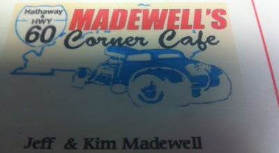 Photo of Cafe Madewell's corner cafe at 924 E 2nd St, Owensboro, KY 42303, United States