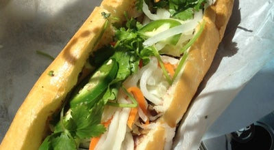 Photo of Vietnamese Restaurant Bánh Mì San Marcos at 706 S Rancho Santa Fe Rd, San Marcos, CA 92078, United States