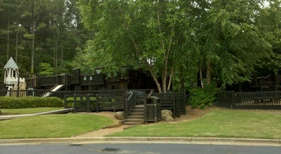 Photo of Playground Mt Paron Church Playground at 1700 Allgood Rd, Marietta, GA 30062, United States