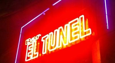 Photo of Nightclub Bar El Túnel at Santo Domingo 439, Santiago 8320072, Chile