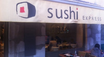 Photo of Sushi Restaurant Sushi Express at 13 Rue De La République, Annecy 74000, France