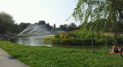 Photo of Park Pole Mokotowskie at Warszawa, Poland