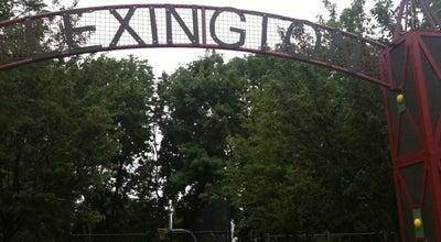 Photo of Playground Lexington Street Playground at Lexington Street, Somerville, MA 02144, United States