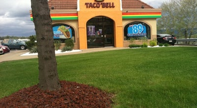 Photo of Fast Food Restaurant Taco Bell at 394 Mcclellandtown Rd., Uniontown, PA 15401, United States