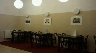 Photo of Mediterranean Restaurant Avia Café at Botanická 1, Brno 602 00, Czech Republic