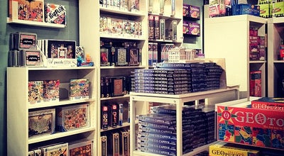 Photo of Toy / Game Store Labyrinth Game Shop at 645 Pennsylvania Ave Se, Washington, DC 20003, United States