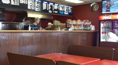 Photo of Pizza Place Burlington House of Pizza (BHOP) at 114 Cambridge St, Burlington, MA 01803, United States