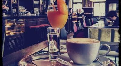Photo of Cafe Café Amandine at Na Moráni 17, Praha 128 00, Czech Republic