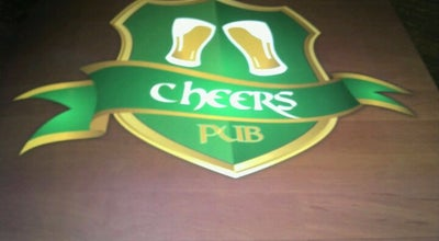 Photo of Pub Cheers Pub at R. Alagoas, 1005, Londrina, PR, Brazil