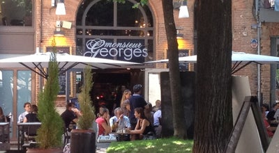 Photo of French Restaurant Monsieur Georges at 20 Place Saint-georges, Toulouse 31000, France