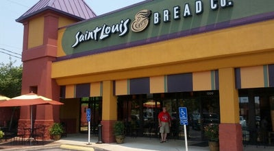 Photo of Sandwich Place Saint Louis Bread Co. at 1300 Highway K, O'Fallon, MO 63366, United States