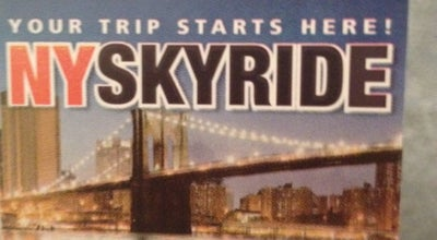 Photo of General Entertainment NY Skyride at 350 Fifth Ave, New York, NY 10001, United States