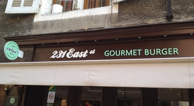 Photo of Burger Joint 231 East St at 9 Faubourg Sainte-claire, Annecy 74000, France