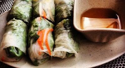 Photo of Vietnamese Restaurant Pho Rua Vang (Golden Turtle) at 125 Ossington Ave., Toronto, ON M6J 2Z2, Canada