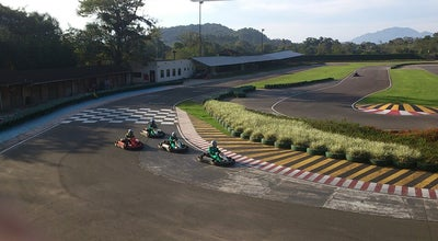 Photo of Racetrack Kartódromo Internacional de Joinville at R. Dorothovio Do Nascimento, 2290, Joinville 89223-600, Brazil