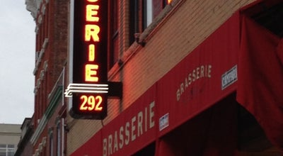 Photo of French Restaurant Brasserie 292 at 292 Main St, Poughkeepsie, NY 12601, United States