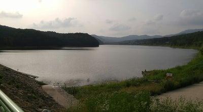 Photo of Lake 광교 저수지 at 수원시, South Korea