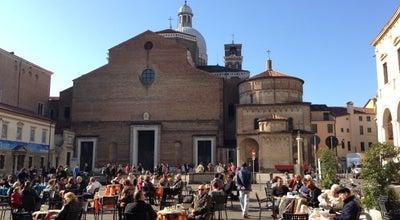 Photo of Plaza Piazza Del Duomo at Piazza Del Duomo, Padova, Italy