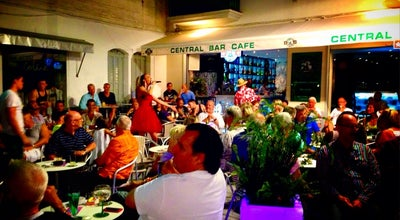 Photo of Cafe Central Bar Cafe at Placa Industria, Sitges 08870, Spain