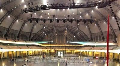 Photo of Concert Hall Festhalle at Ludwig-erhard-anlage 1, Frankfurt am Main 60327, Germany