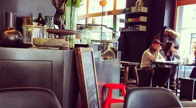 Photo of Breakfast Spot Café Oliv at Münzstr. 8, Berlin 10178, Germany
