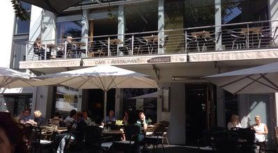 Photo of Cafe Bon(n)gout Café-Restaurant at Remigiusplatz 2-4, Bonn 53111, Germany