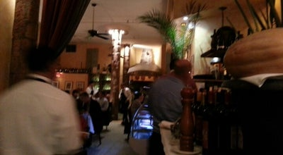 Photo of Italian Restaurant Trattoria Dopo Teatro at 125 W 44th St, New York, NY 10036, United States