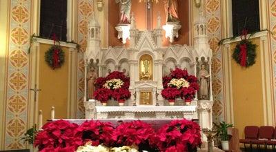 Photo of Church St. Bernards Catholic Church at 910 Lagonda Ave, Springfield, OH 45503, United States