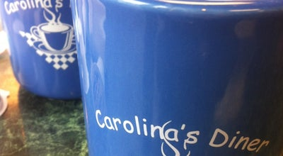Photo of Diner Carolina's Diner at 506 S Regional Rd, Greensboro, NC 27409, United States