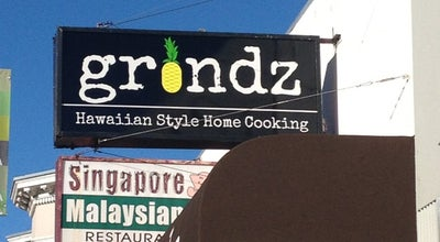 Photo of Hawaiian Restaurant Grindz at 832 Clement St, San Francisco, CA 94118, United States