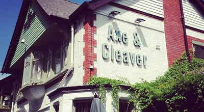 Photo of Gastropub The Axe and Cleaver at School Ln, Dunham Massey WA14 4SE, United Kingdom
