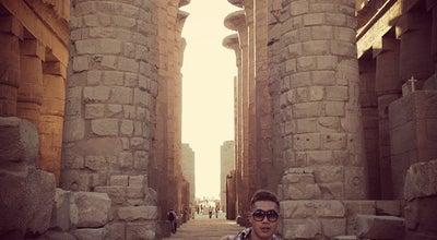 Photo of Temple Temple of Karnak | معبد الكرنك at Luxor, Egypt