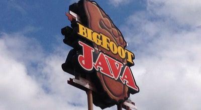 Photo of Coffee Shop Bigfoot Java at 407 Auburn Way, Auburn, WA 98002, United States