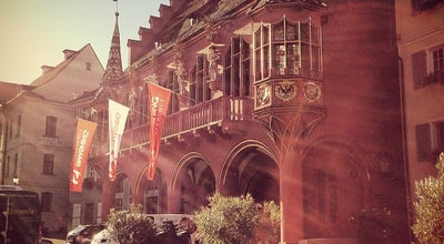 Photo of Concert Hall Historisches Kaufhaus at Münsterplatz 24, Freiburg 79098, Germany