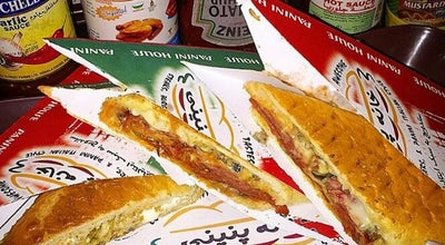Photo of Burger Joint Panini House   خانه پنینی at Ghaem Magham St., Tehran, Iran