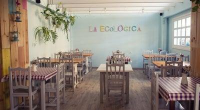 Photo of Pizza Place La Ecológica at C. Juan Pablo Ii, 3, Santa Cruz de Tenerife 38004, Spain