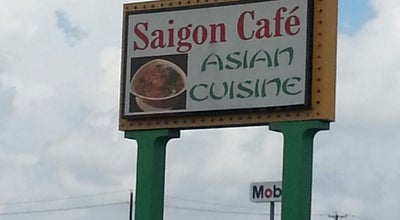 Photo of Vietnamese Restaurant Saigon Cafe at 220 Sw H K Dodgen Loop, Temple, TX 76504, United States