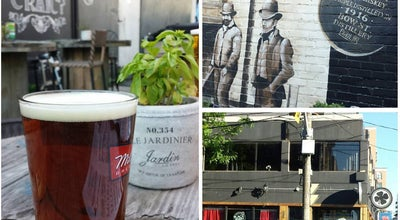 Photo of Irish Pub Black Irish Whiskey Bar & Oyster Saloon at 235 Queen Street East, Toronto M5A 1S5, Canada