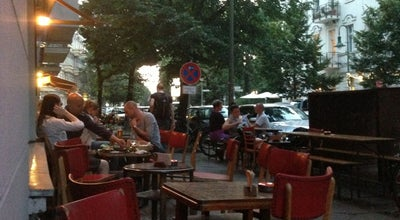 Photo of Middle Eastern Restaurant Al Hamra at Raumerstr. 16, Berlin 10437, Germany