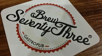 Photo of Gastropub Brew73° Gastropub at Malaysia