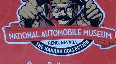 Photo of History Museum National Automobile Museum at 10 S Lake St, Reno, NV 89501, United States