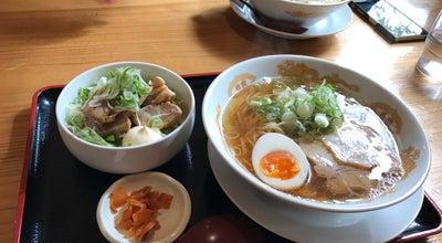 Photo of Ramen / Noodle House らぁめん彩龍 一番 at 夜見町3078-75, 米子市 683-0851, Japan