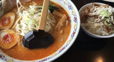 Photo of Ramen / Noodle House 麺屋五鉄 いわき・ら・ら・ミュウ店 at 小名浜字辰巳町43-1, いわき市 971-8101, Japan