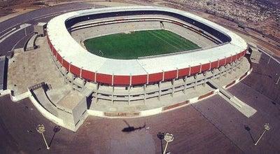 Photo of Soccer Stadium Estadio La Corregidora at Av. De Las Torres S/n, Querétaro 08400, Mexico