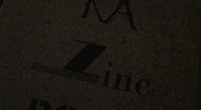 Photo of Bar Zinc at 35 D'aguilar St, Central, Hong Kong