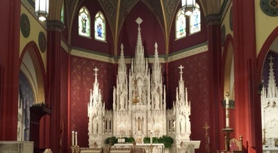 Photo of Church Holy Family Cathedral at 122 W 8th St, Tulsa, OK 74119, United States