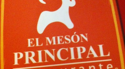 Photo of Mexican Restaurant El Meson Principal at Venustiano Carranza 4671, Saltillo 25230, Mexico